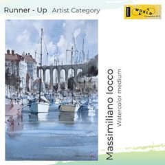 Runner Up-Artist Category
